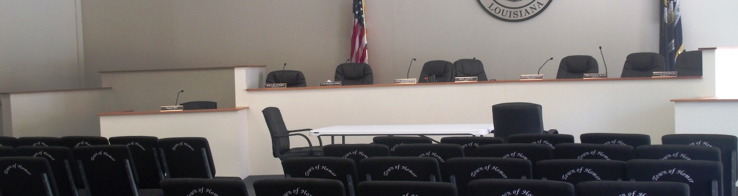 Council Chambers Header Image