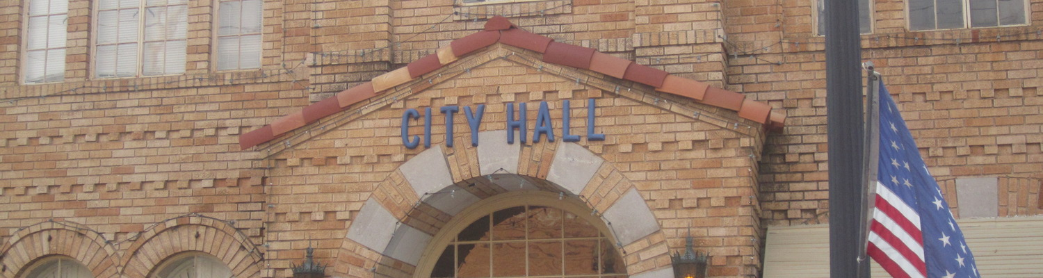 City Hall Header Image